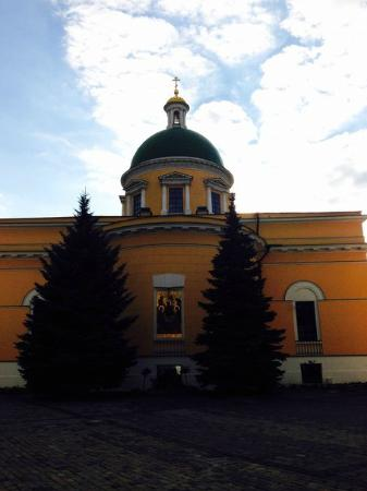 Temple of The Trinity in The Danilov Monastery