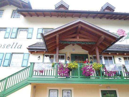 Hotel Villa Rosella Park & Wellness: Ingresso
