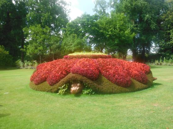 Jardin des plantes picture of jardin des plantes nantes for Jardin des plantes