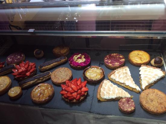 Cafe Boheme: Los pasteles