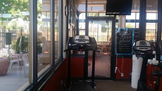 Quality Inn South : Fitness 2