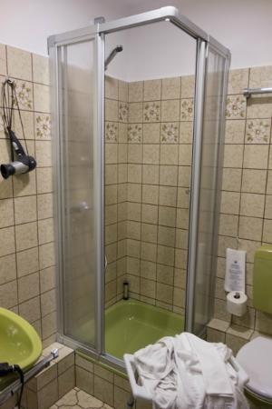 Hotel Paulushof: Bathroom