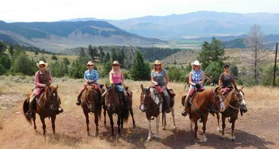 Black Mountain Ranch: Our Group
