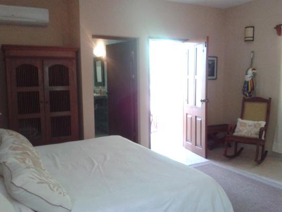 Casa Quetzal: Amplias y confortables habitaciones!
