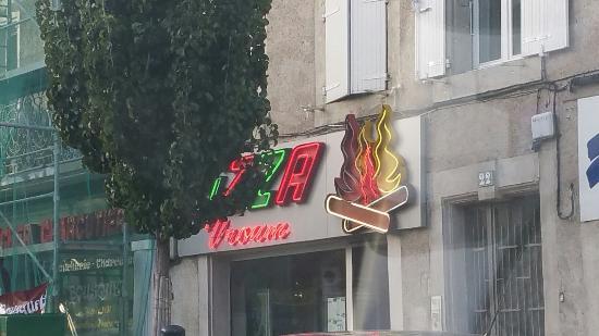 Pizza Vroum