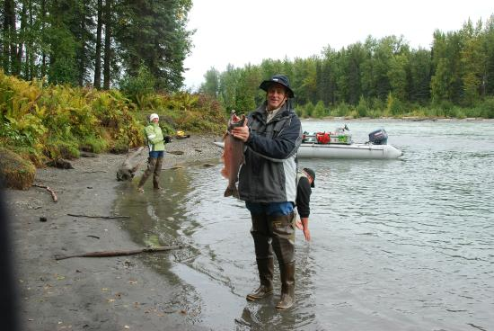 Talkeetna fishing guides all you need to know before you for Fishing company of alaska
