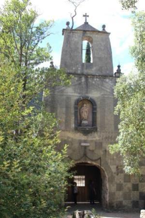 La Alberca, Spanien: Mosteiro das irmas clausuradas