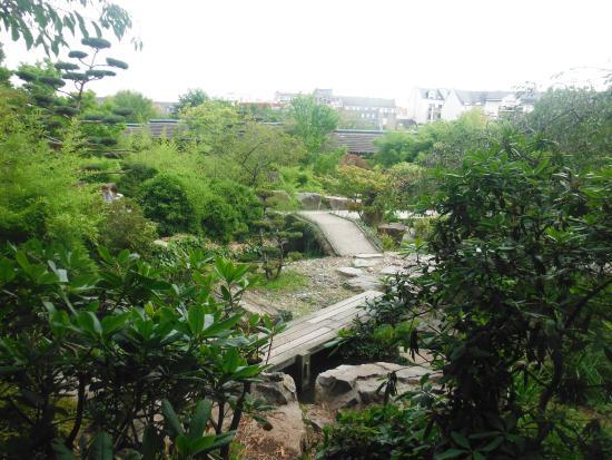 Le jardin japonais picture of jardin japonais nantes for Jardin nantes