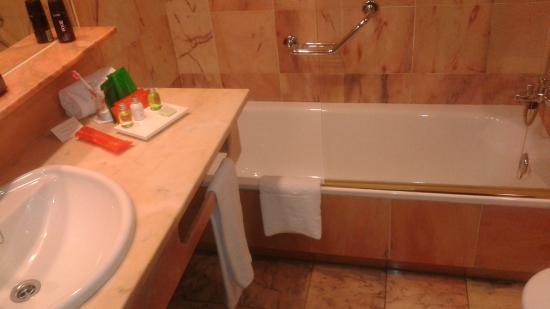 Hesperia Vigo: Baño