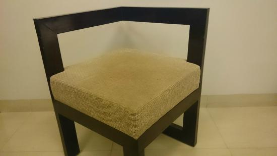 World\'s most uncomfortable chair - Picture of Kiranshree ...