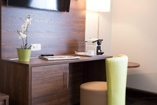 Batu Apart Hotel : Zimmerausstattung