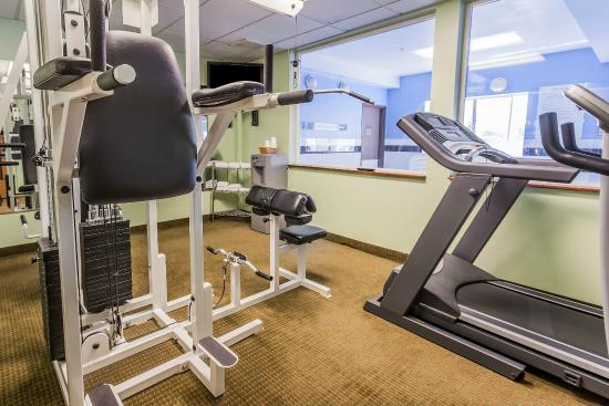 Comfort Inn and Suites Kent: Fitness Center