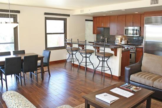 The Lowell Condominiums: Kitchen