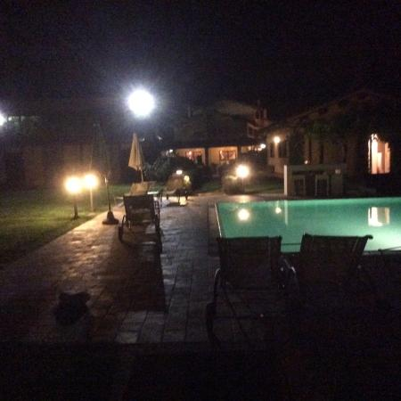 Tordandrea, Italia: Sera