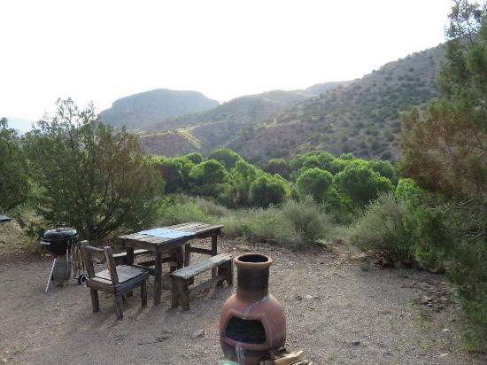 Gila, NM: Casita View