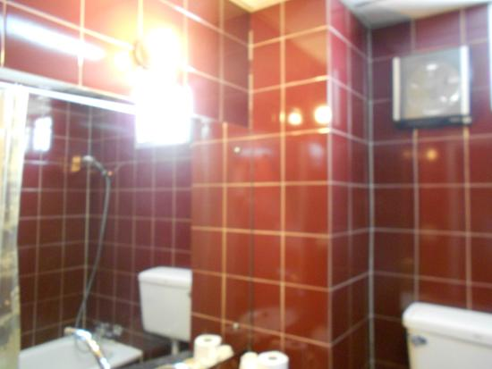 BS Court Boutique Residence: toilet