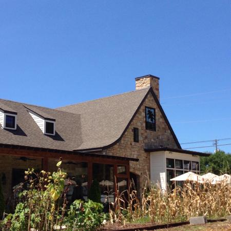 Auburn, AL: Farm to table. This is the real thing!