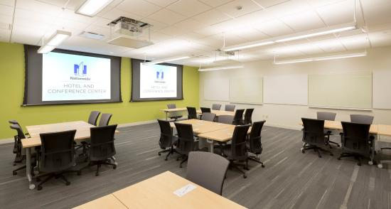 Nationwide Hotel and Conference Center: Meet in one of our spacious conference rooms