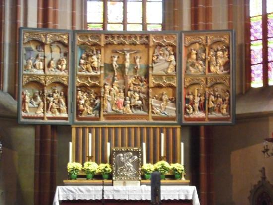Duderstadt, Germany: Der Hauptaltar