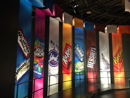 Hershey Chocolate factory tour. - Picture of Hershey's ...