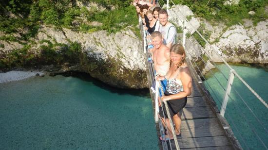 Mamut Slovenia - Day Tours: kozjak waterfall