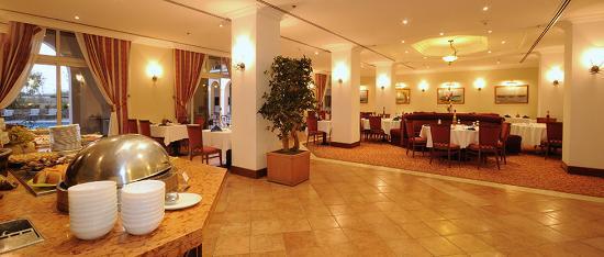 Coral Port Sudan Hotel : Restaurant