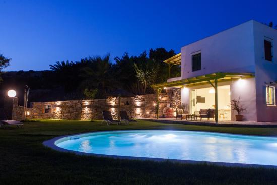 Galini, Grecia: Swimming pool