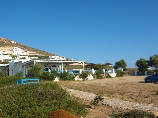 Hotel Pirgos Stelida: πανοραμικη