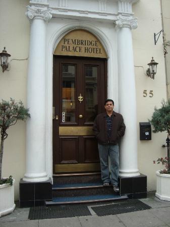 Pembridge Palace Hotel London Uk