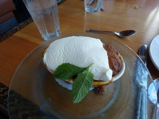 Anthony's Hearthfire Grill - North Point: Fresh Washington Peach Slump