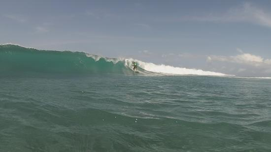 Airborne Kite & Surf Village : Surfing and SUPing with Airborne Kite and Surf Centres Paje beach Zanzibar