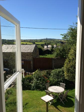 Rezare Farmhouse B&B: room view