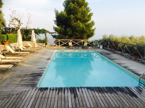 Residence Le Capannelle: Pool