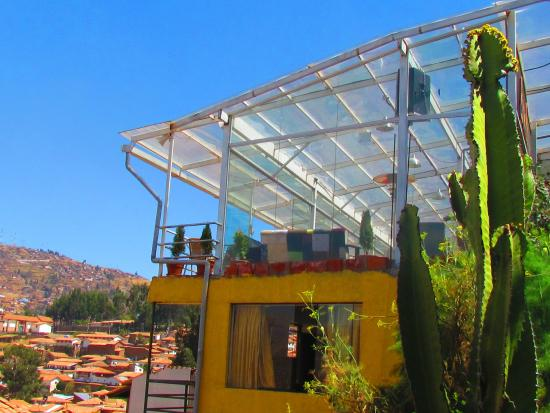 Cusco View Point: Exterior del Hotel
