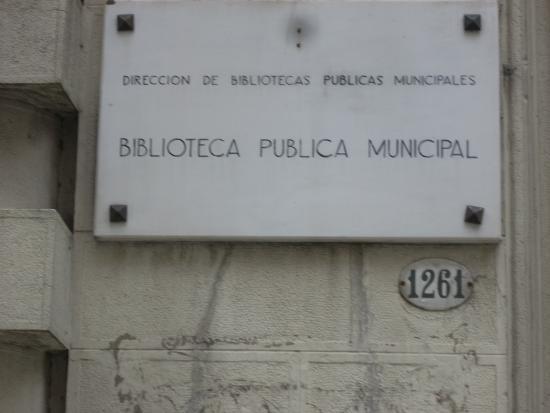 Biblioteca Ricardo Guiraldes