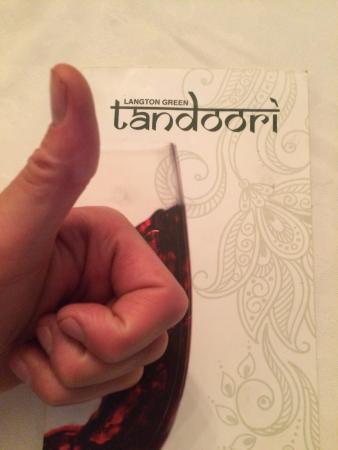 Langton Green Tandoori