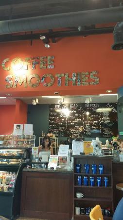 Grouchy John's Coffee Shop