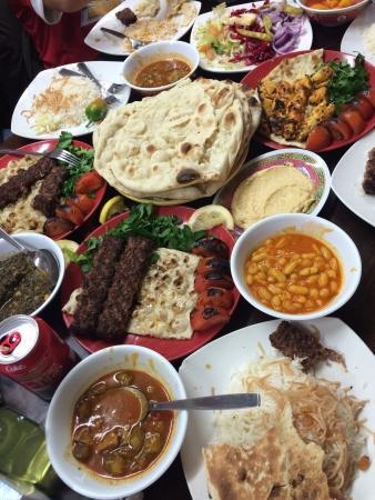 Kurdistan Best Dinner Ever