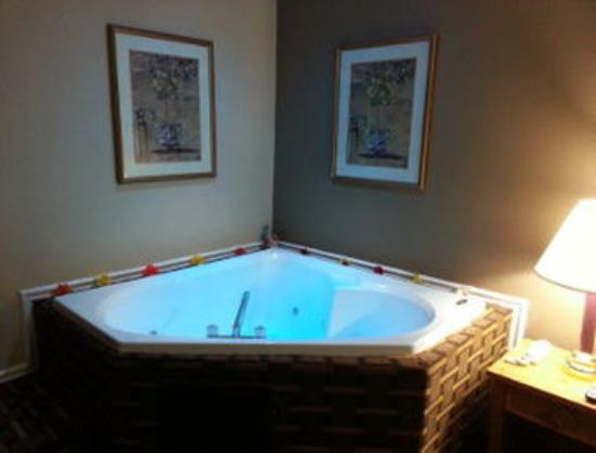 Union, SC: Jacuzzi Guest Room