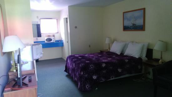 Bridgetown, Canada: queen beds