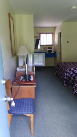 Bridgetown, Canadá: room look
