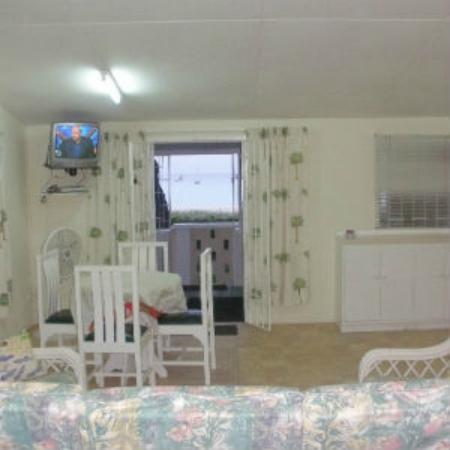 Bajan Beach Cottages: Beach Cottage Livingroom