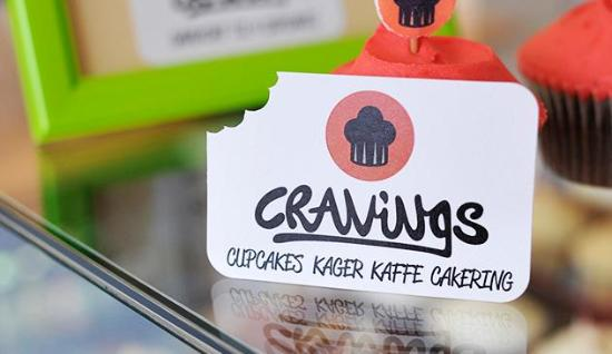 Cravings - Cupcakes & Kager