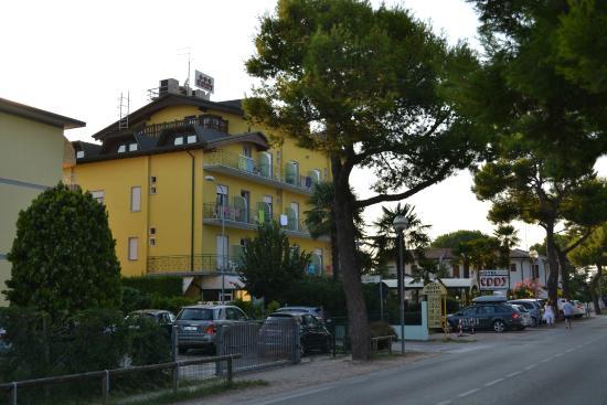 Hotel Eddy : Отель