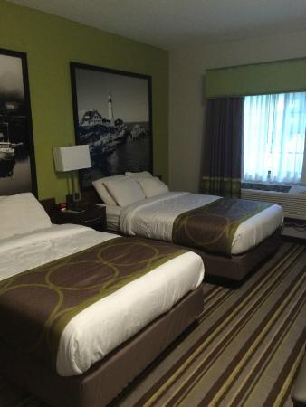 Super 8 Freeport Brunswick Area : room