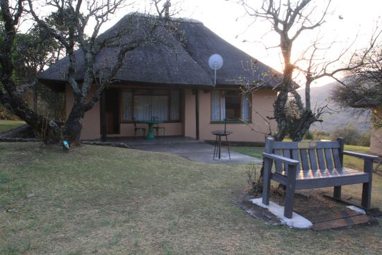 Thendele Hutted camp: Chalet 8