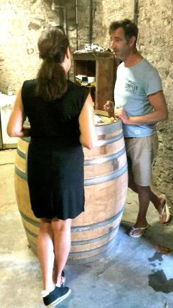 Azille, Francia: Chateau Rieux
