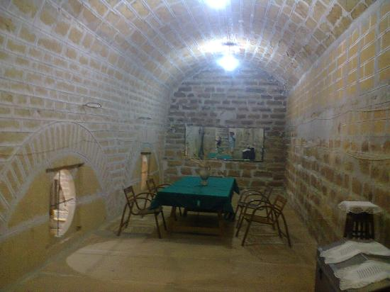 Dining room picture of la casa de piedra porcuna - Casa de piedra porcuna ...