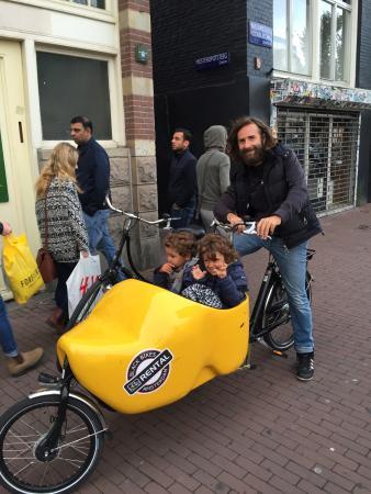 Amsterdam Black-Bikes Photo
