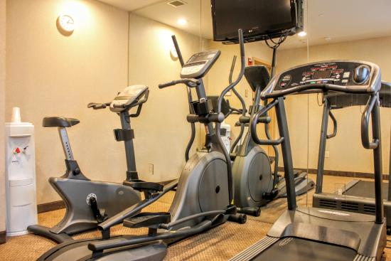 Bellerose Inn: Fitness Center